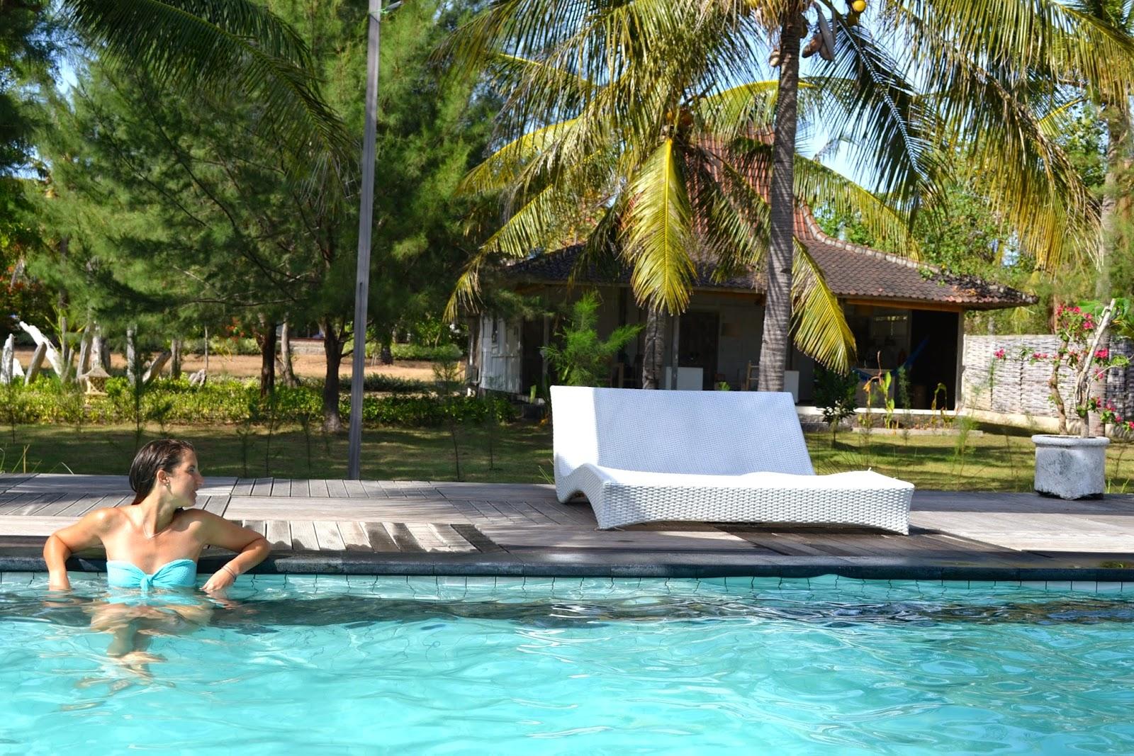 Gili Eco Villas, alojamiento turístico en Gili Trawangan, Indonesia