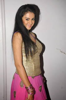 Actress Kamna Jethmalani Pictures at CCCup (Crescent Cricket Cup Trophy) 2013 Launch 0015