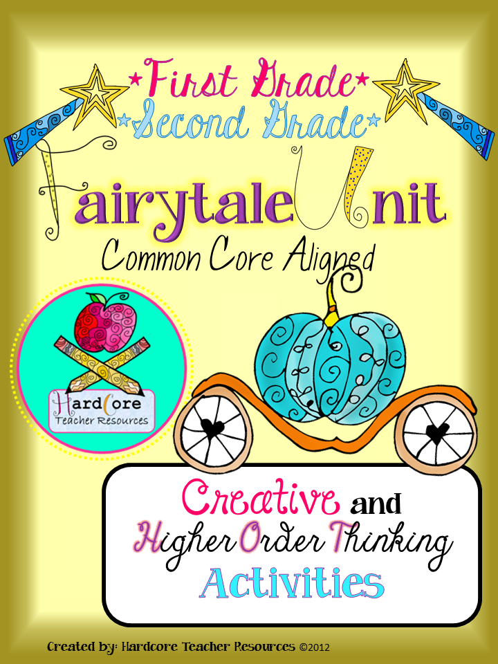 Fairytale Unit Gifted- Common Core