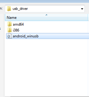 Manually Install ADB Android USB Drivers On Windows Computer