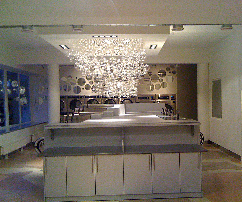 Float Away Bubble Chandelier Dishes and Designs – Bubble Chandelier