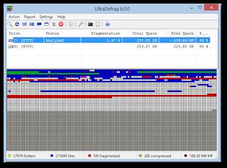 Download UltraDefrag 6.1.0 / 7.0.0 Beta 2