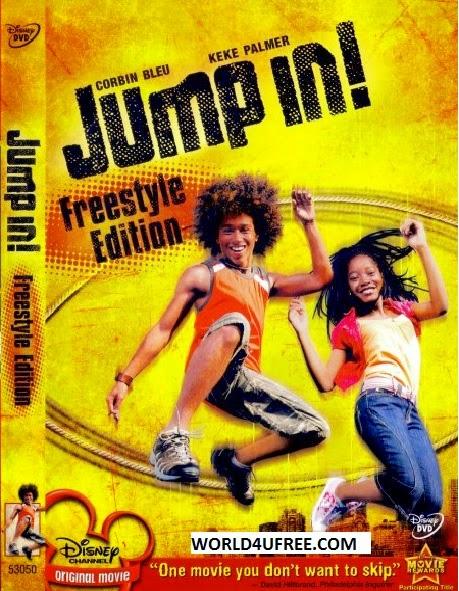 Jump In! 2007 Hindi Dubbed Dual DVDRip 250mb