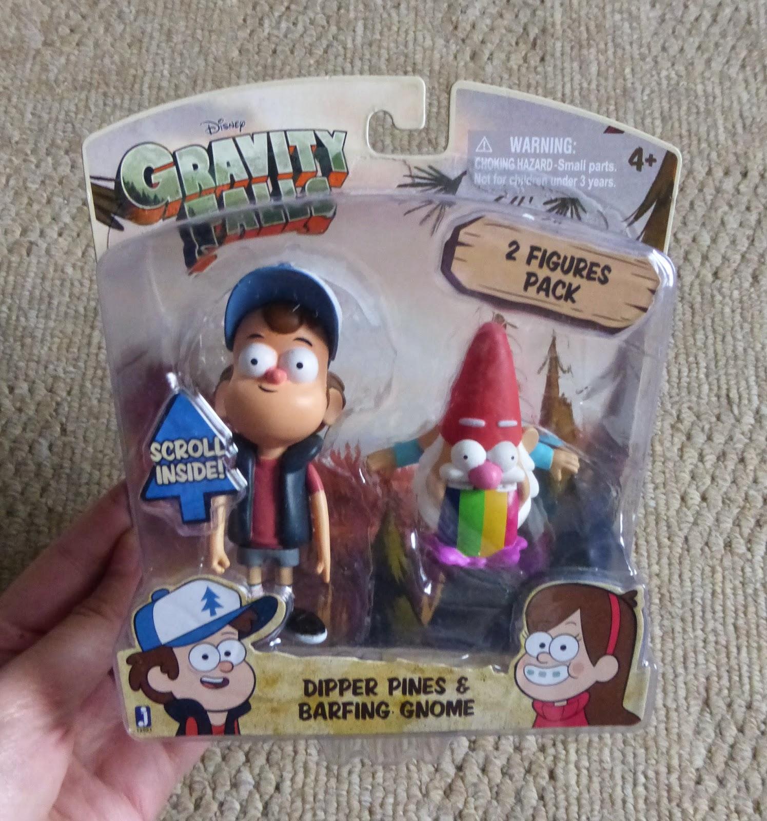 Gravity Falls Figures Toys r us Jazware Gravity Falls Toy