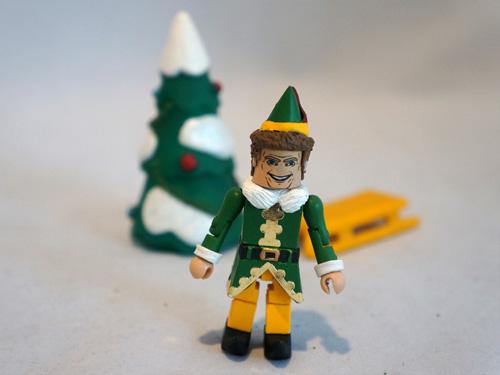 Buddy Elf Minimate