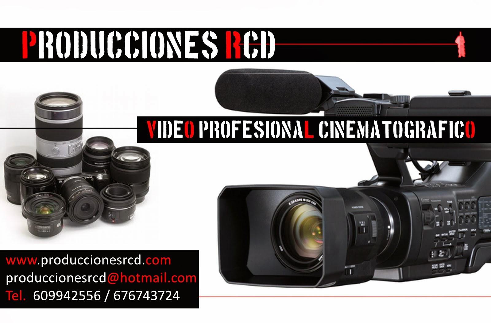 Producciones RCD