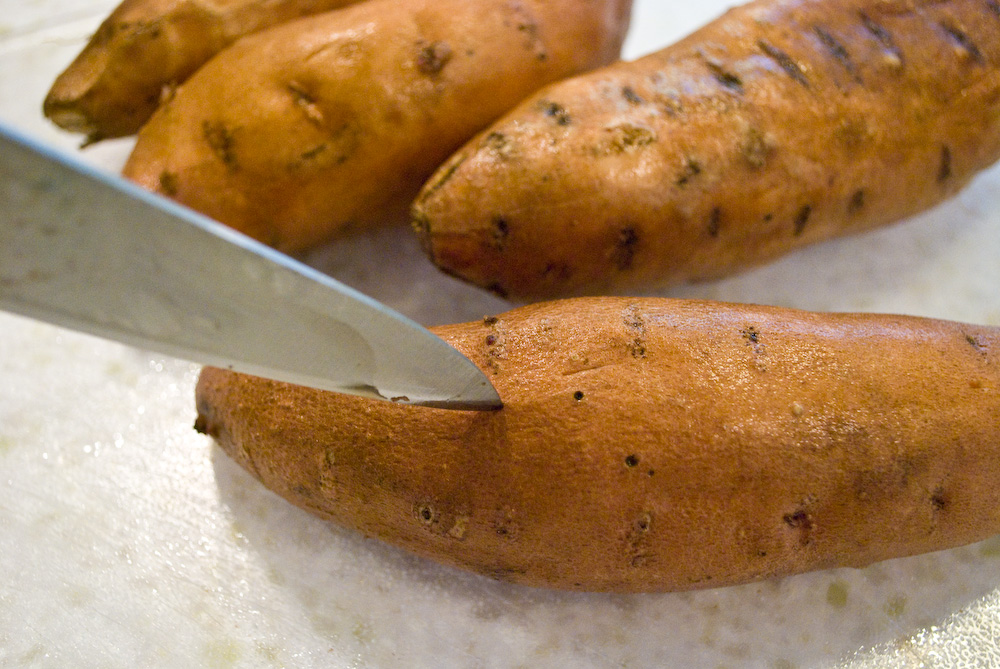 Recipes for a Quarterlife: Whole Wheat Sweet Potato Gnocchi