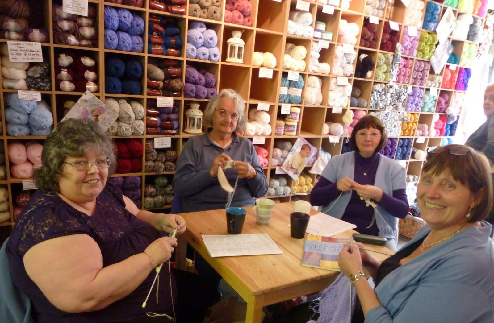boston knitting group meet