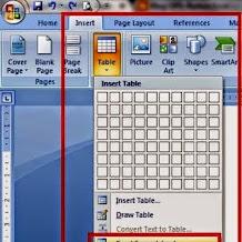 Cara Mengetik Excel dan Powert Point Di Word (Link To File)