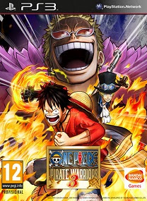 One Piece Pirate Warriors 3 PS3-DUPLEX TERBARU cover