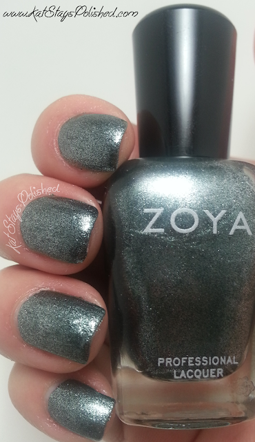 Zoya Zenith Winter 2013 - Cassedy