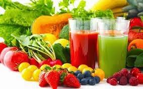 Jus buah dan sayuran untuk menurunkan berat badan secara alami