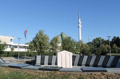Spomen-park Bošnjacima braniteljima Hrvatske