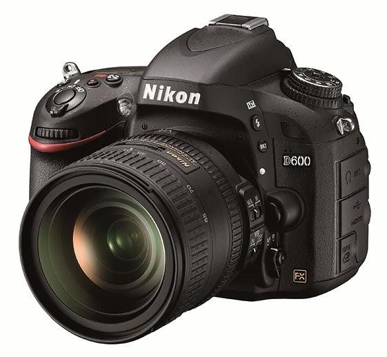 Harga Nikon D600
