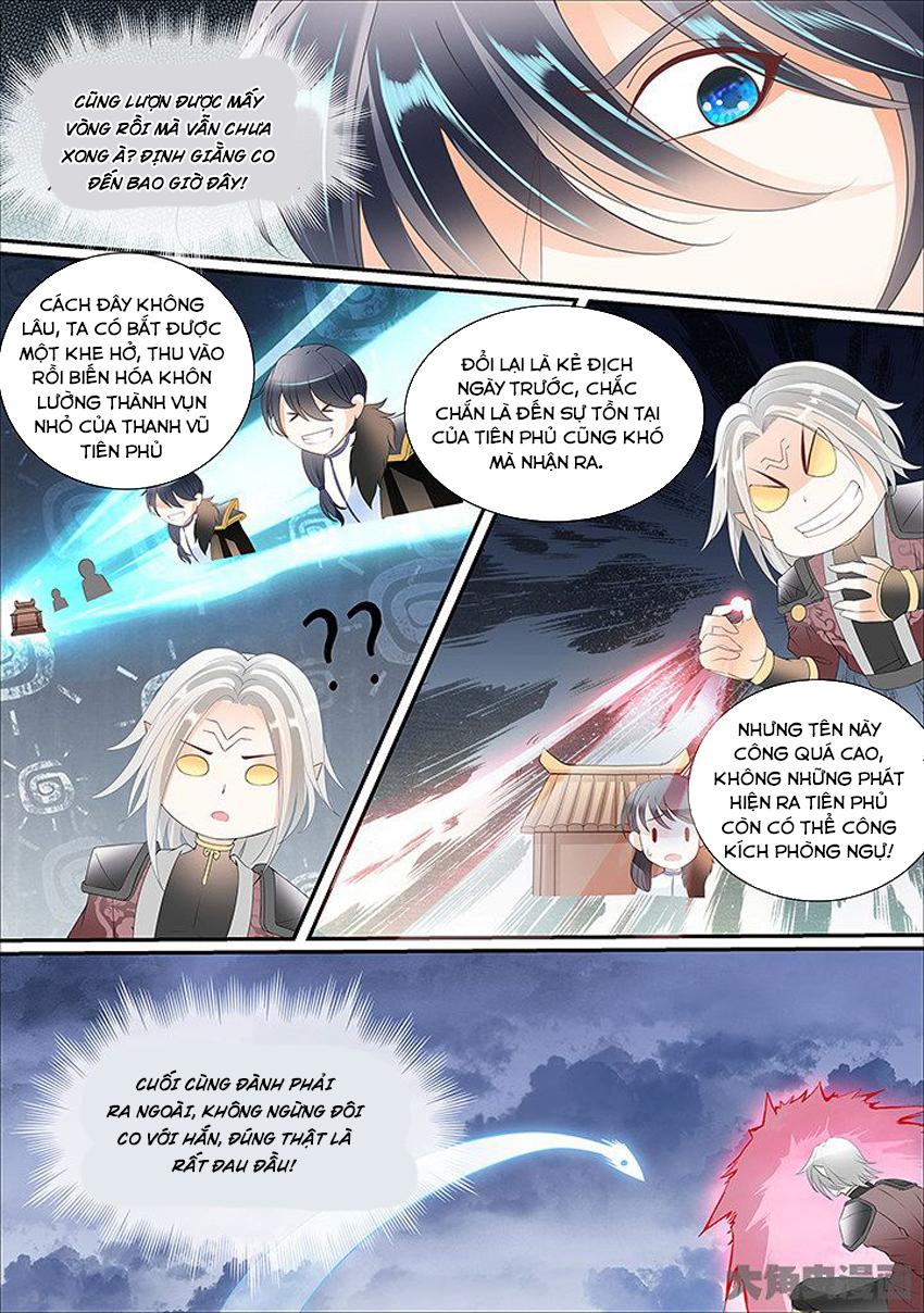 Tinh Thần Biến Chap 442 - Trang 3