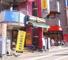 ドトールコーヒー新松戸店