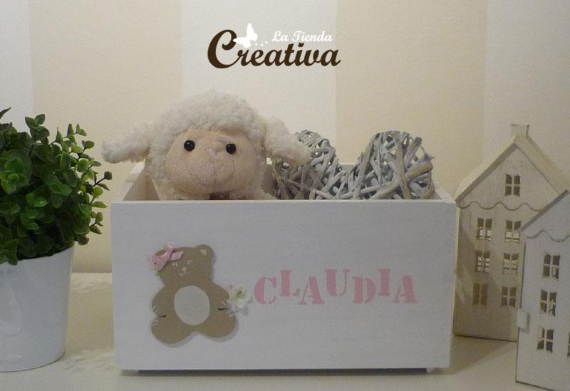 La tienda creativa letras para decorar y mucho m s cajas decoradas para ni as - Cajas infantiles decoradas ...