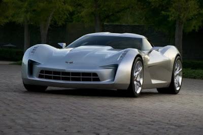 2012 Corvette C7
