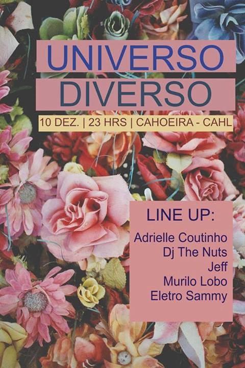 UNIVERSO DIVERSO II