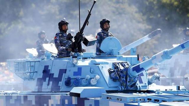 China Isyaratkan akan Ikut Perang Melawan Terorisme