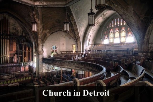 church in Detroit
