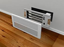 Smart Heating and Cooling Vents