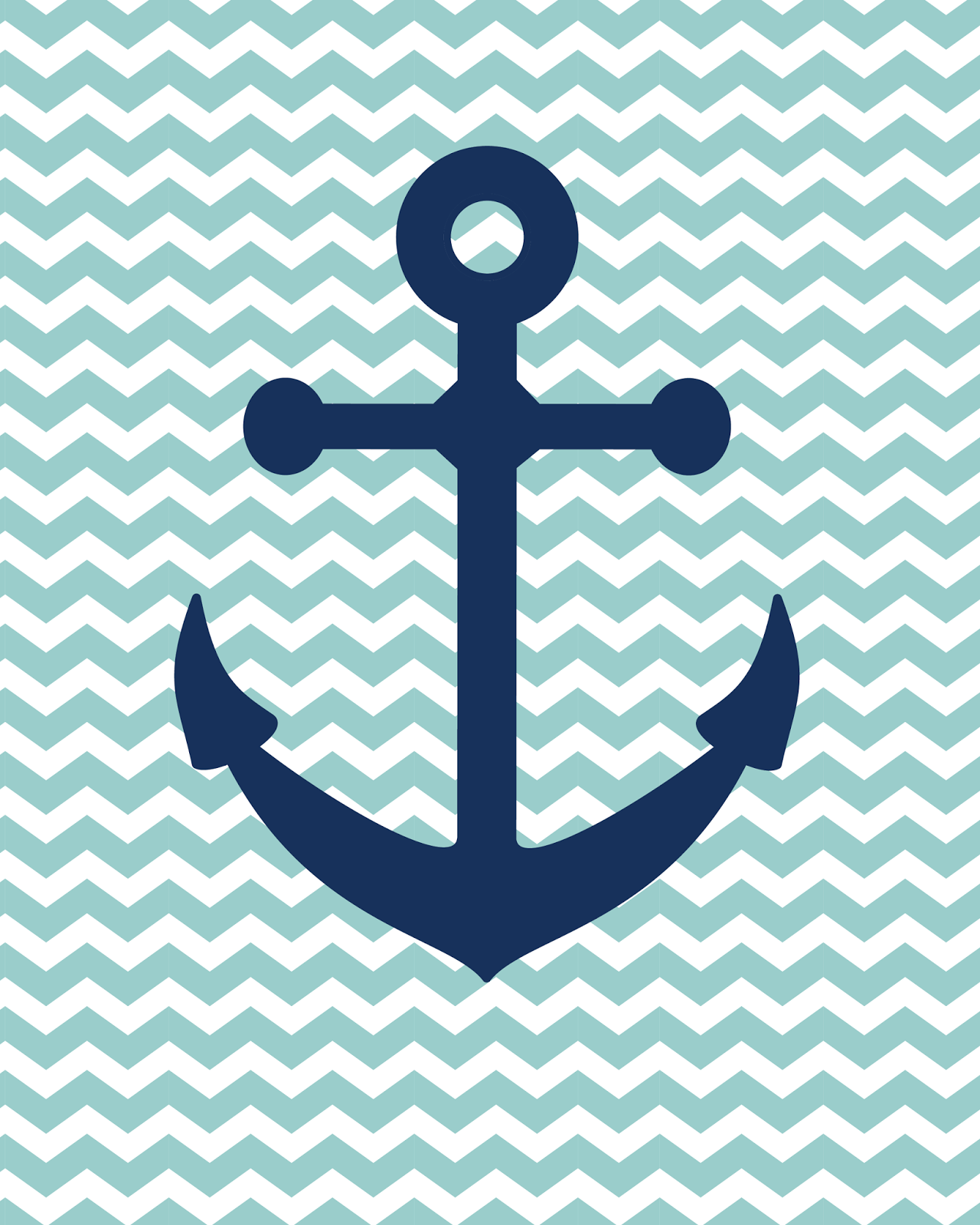 It's just a picture of Unusual Printable Anchor Template