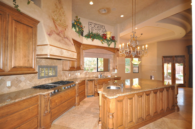 Custom Luxury Estate 3731 E Halifax Cir In Citrus Groves Of Mesa Az