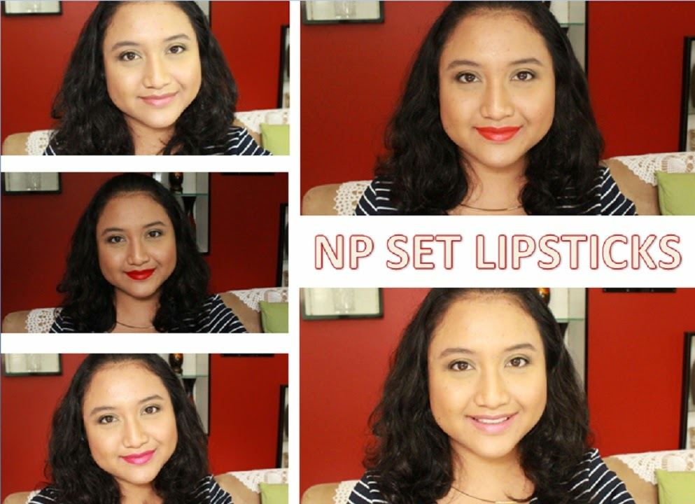 Napoleon Perdis Set Lipstick Review and Swatches!