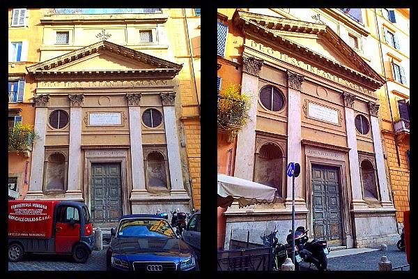 Chiesa della Natività di Gesu w Rzymie