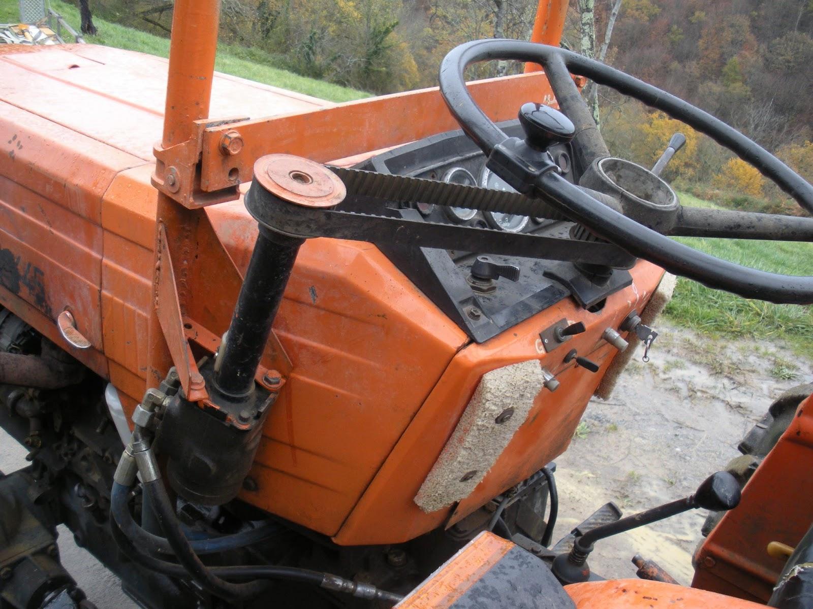 Fordson Major Super Major Tractor medidor de la temperatura del agua Excelente Calidad