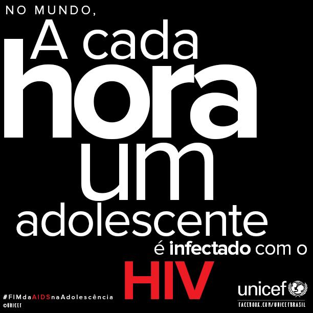 #FaçaOTESTE #HIV
