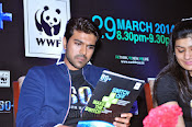 Ram Charan at Earth Hour 2014 Press Meet Photos-thumbnail-1