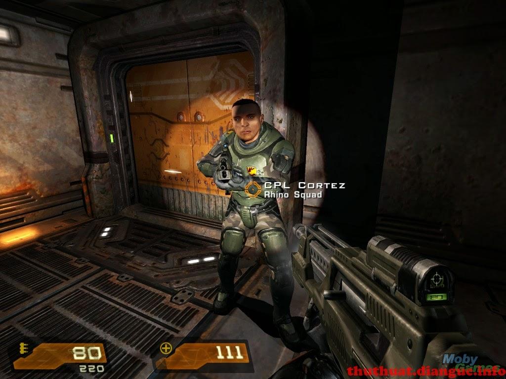 Download game Quake 4 Full 1 link Speed – Game bắn súng cực hay cho PC