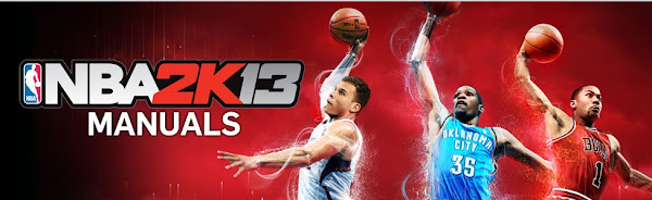 NBA 2k13 Official Control Manual Download for PC, XBOX 360, PSP, Wii, Wii u, PS3,