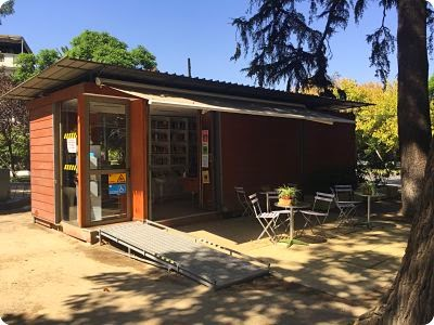 Café Aire Libro Plaza Uruguay