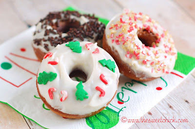 how to make donut toppings