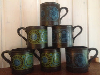 Supermugs , Staffordshire , Ironstone , Made in England