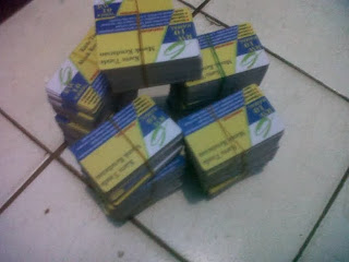 id card packing