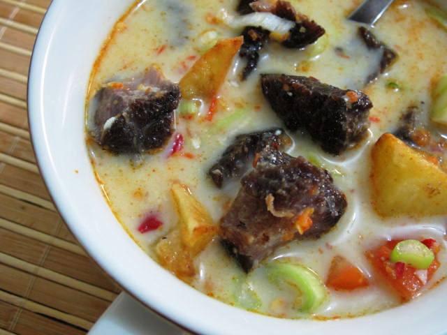 Soto daging betawi ala pak kustandi just try amp taste