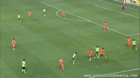 Pertandingan Jeonbuk Motors vs Shandong Luneng