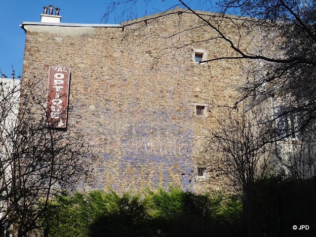 Les murs peints s 39 affichent mars 2012 for Garage citroen meudon