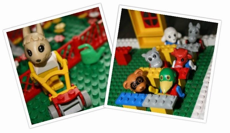 Fabuland Lego