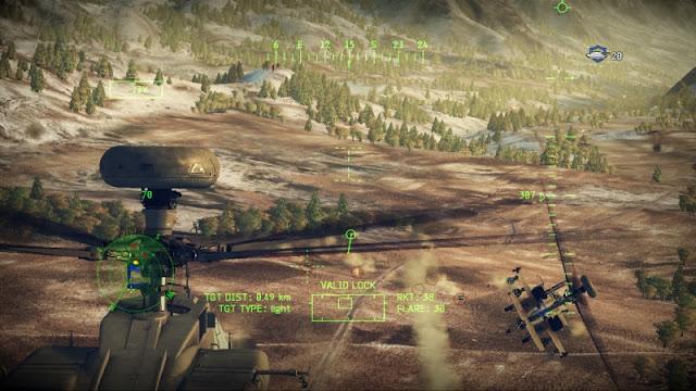 Apache Air Assault PC Setup