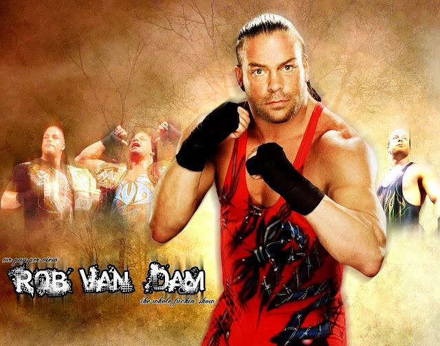 Rob Van Dam Hd Wallpapers Free Download