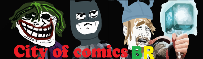City of Comics BR