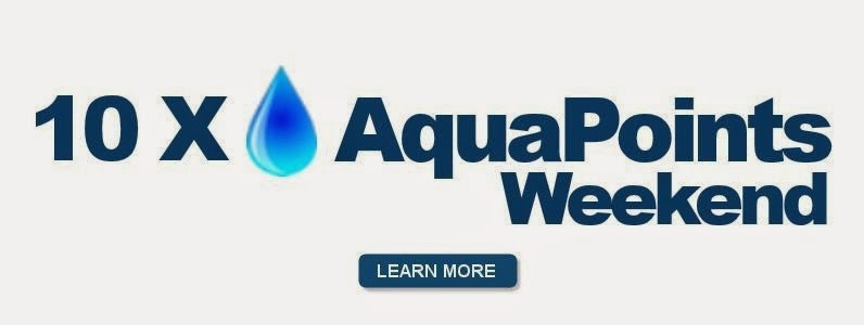 10X AquaPoints Weekend