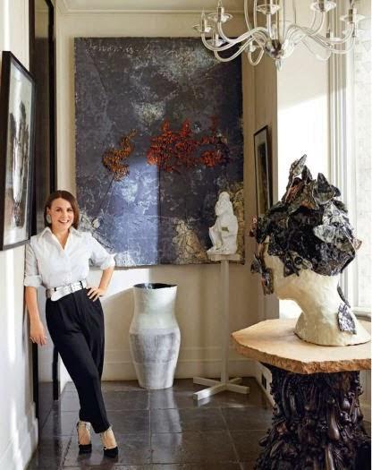 Real Women Terry De Gunzburg S Home Creative Director Of Yves