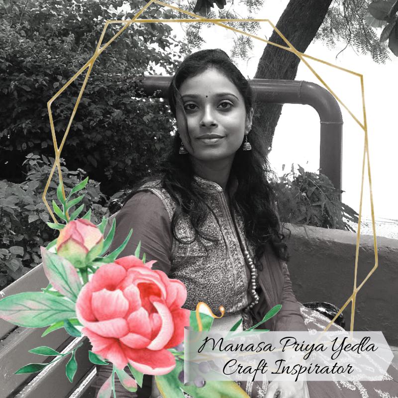 Manasa Priya Yedla: Decoupage Artist