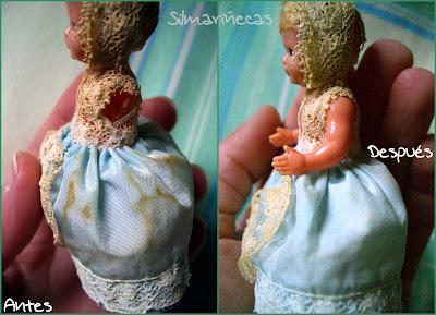 muñeca antigua-